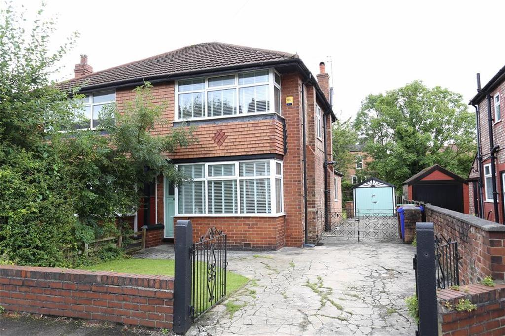 2 Bedrooms Semi Detached House for sale in Beech Grove, Fallowfield, Manchester