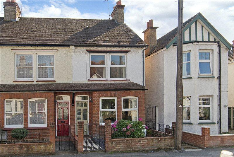 4 Bedrooms End Of Terrace House for sale in Ebury Road, Rickmansworth, Hertfordshire, WD3