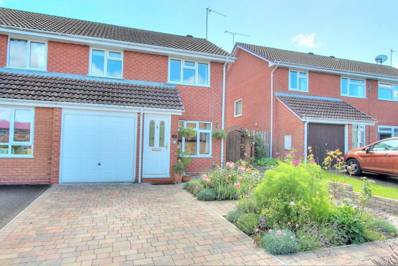 3 Bedrooms Semi Detached House for sale in Rowlands Close, Valley Park, Chandlers Ford