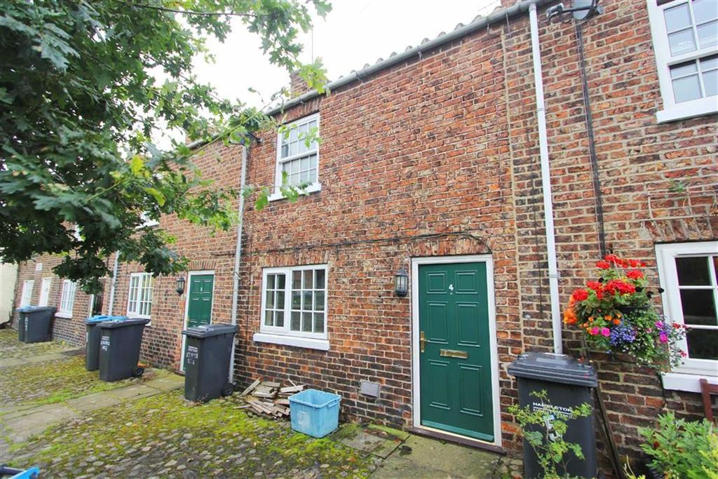 2 Bedrooms Terraced House for sale in Brewery Terrace, Stokesley