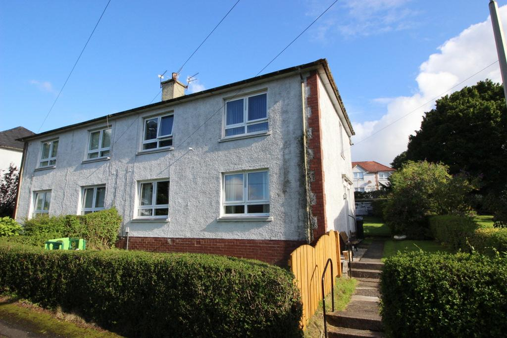 1 Bedroom Flat for sale in 17 Sycamore Drive, Parkhall, G81 3NB