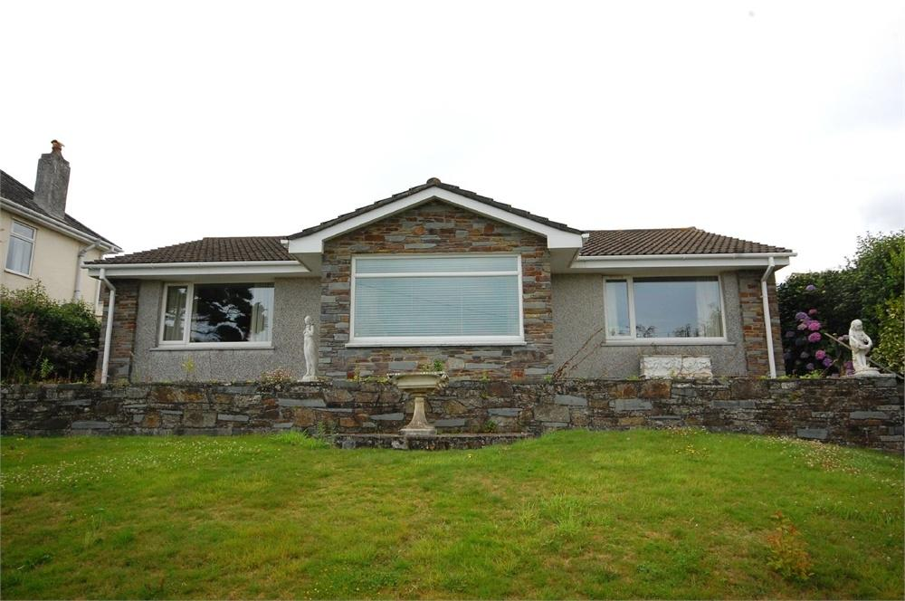 3 Bedrooms Detached Bungalow for sale in PAR, Cornwall