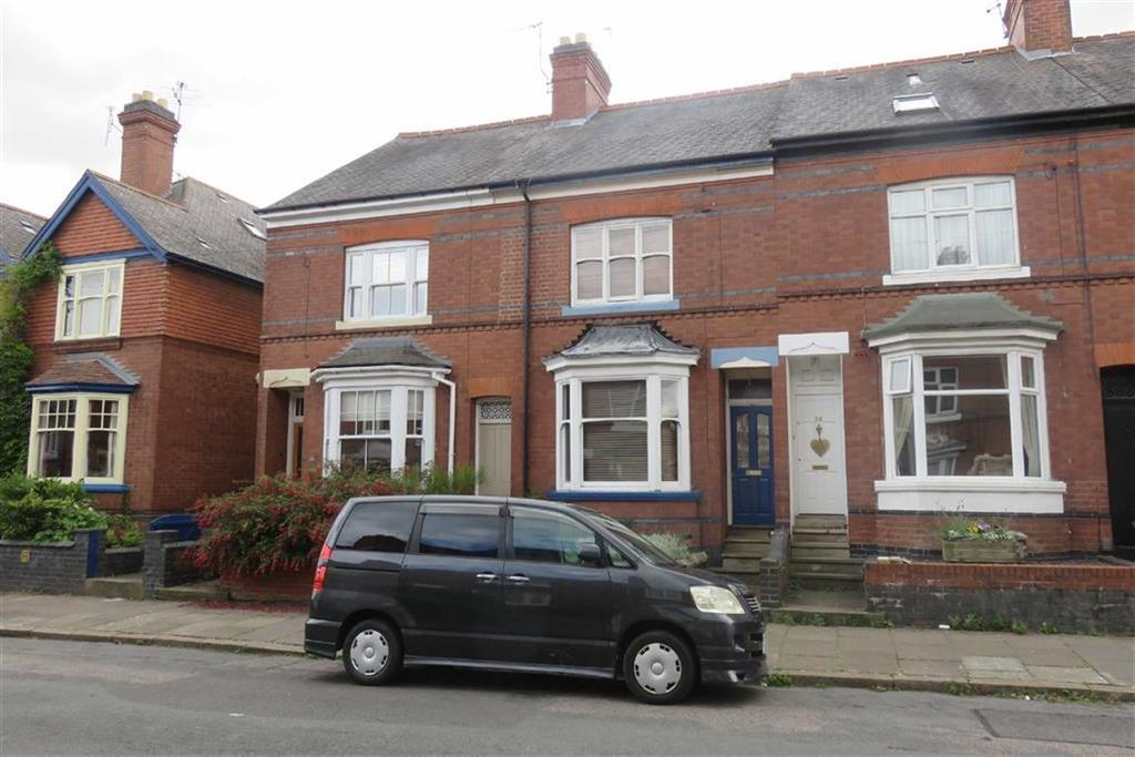 4 Bedrooms Terraced House for sale in Dulverton Road, Leicester