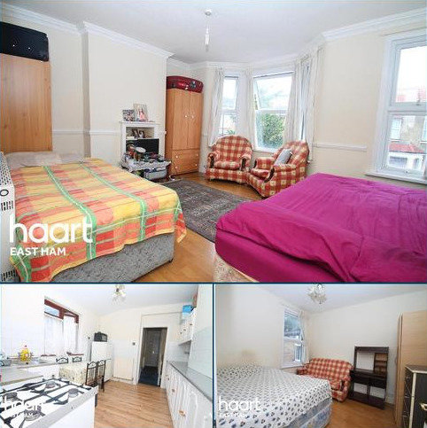 1 bedroom flat to rent - Hockley Avenue, E6