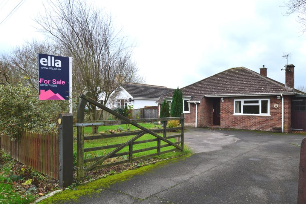 2 Bedrooms Detached Bungalow for sale in Clements Lane, Marsh Gibbon