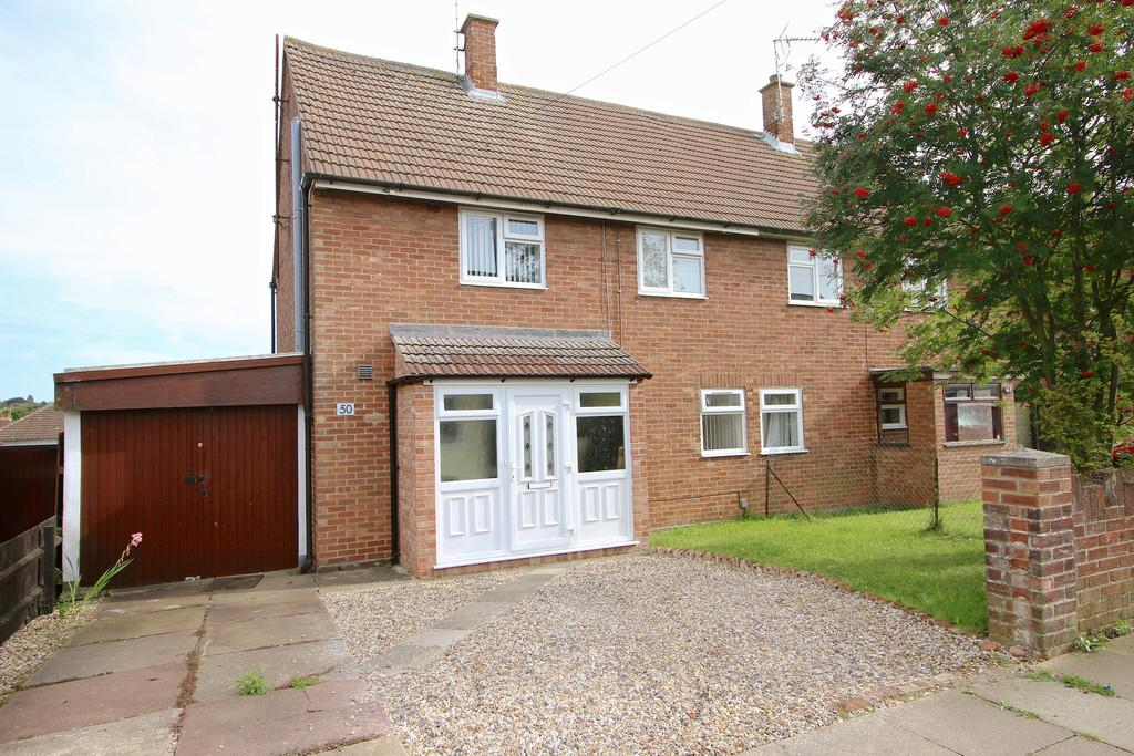 3 Bedrooms Semi Detached House for sale in Elmcroft Road, Ipswich