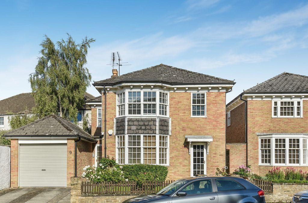 4 Bedrooms Detached House for sale in Church Row, Royal Parade, Chislehurst, Kent, BR7 5PG
