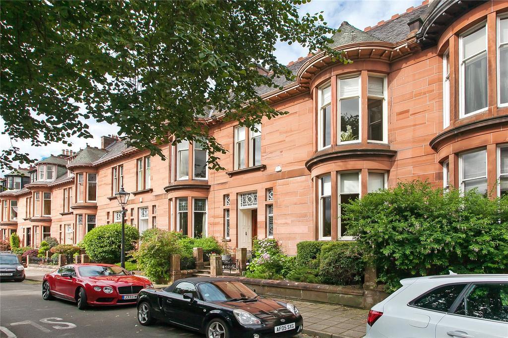 3 Bedrooms Terraced House for sale in Kingsborough Gardens, Hyndland, Glasgow