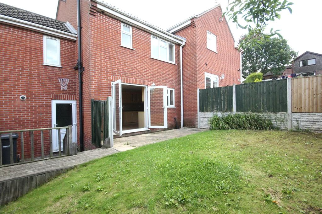 4 Bedrooms Semi Detached House for sale in Osgood Road, Arnold, Nottingham, NG5