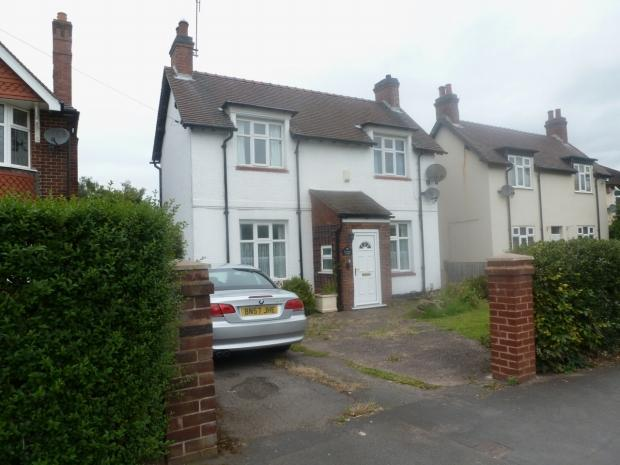 3 Bedrooms Detached House for sale in Hednesford Road Rugeley
