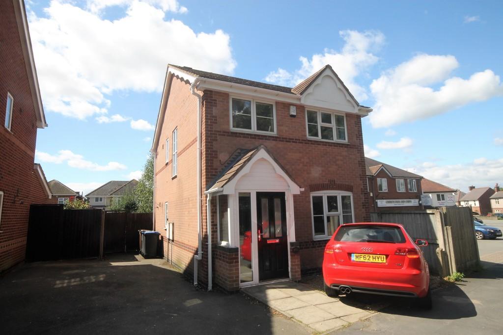 3 Bedrooms Detached House for sale in Northfield Road , Hinckley