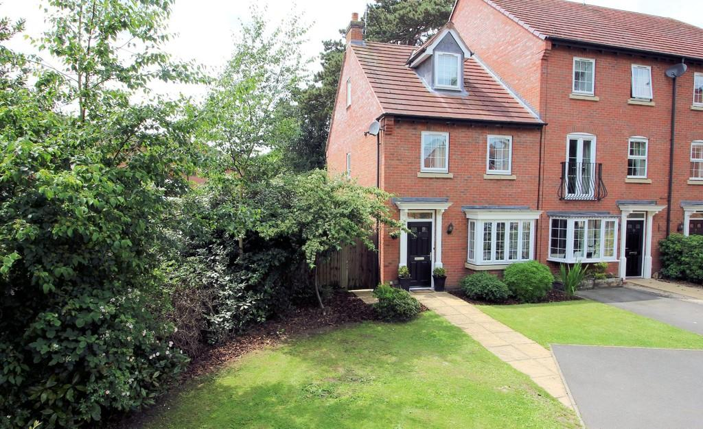 3 Bedrooms End Of Terrace House for sale in Walnut Gardens, East Leake