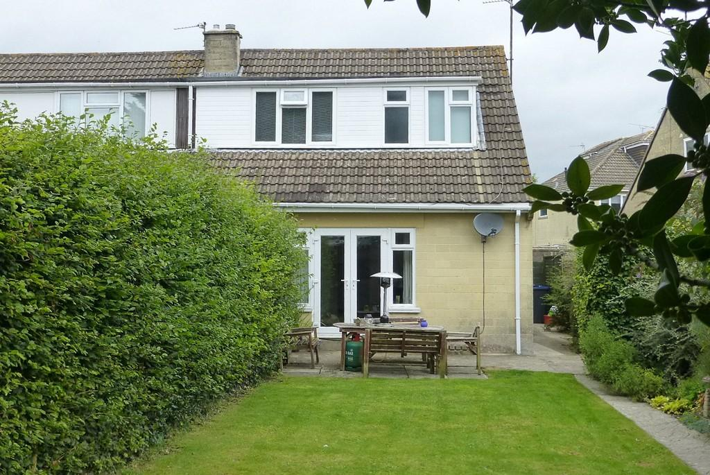 3 Bedrooms Semi Detached House for sale in Downs View,Bradford on Avon