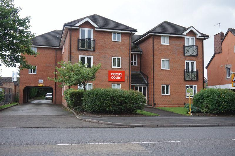 1 Bedroom Apartment Flat for sale in Priory Court, Lichfield Road, Walsall Wood.