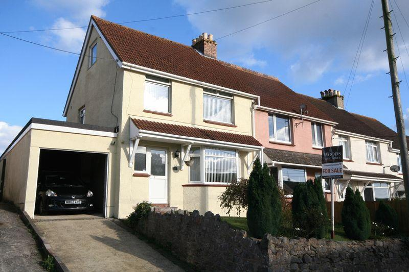 4 Bedrooms End Of Terrace House for sale in Maidenway Road, Paignton