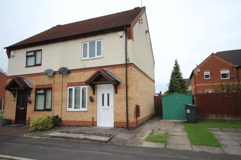 2 bedroom semi-detached house to rent - SHANDWICK COURT, DERBY