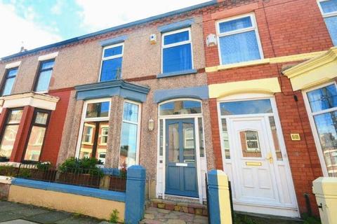 3 bedroom terraced house for sale - Woodcroft Road, Wavertree