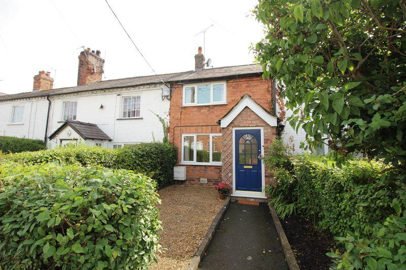 3 Bedrooms End Of Terrace House for sale in Salop Road, Overton