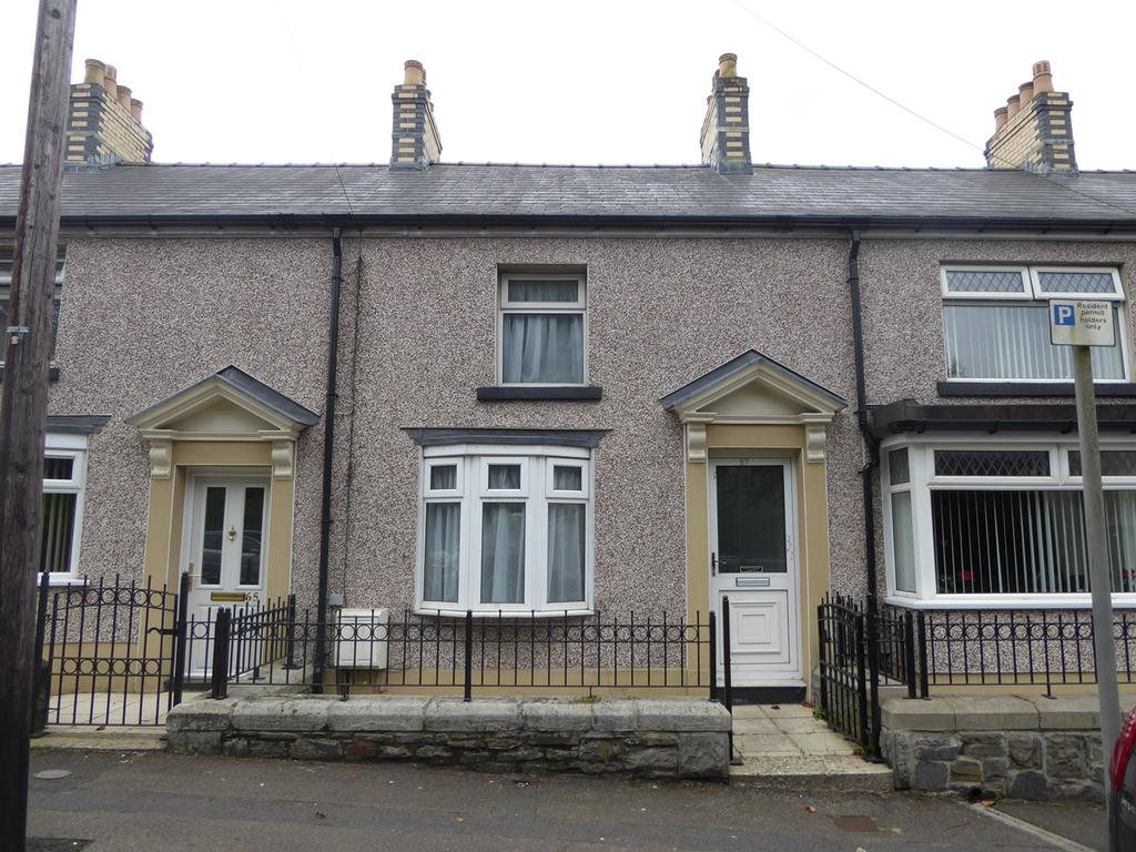 2 Bedrooms Terraced House for sale in Pentre-Mawr Road, Swansea, SA1