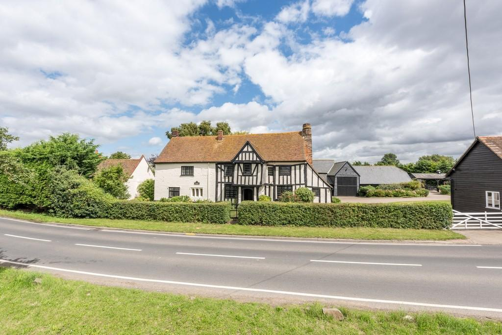 4 Bedrooms Farm House Character Property for sale in Wormingford, Colchester