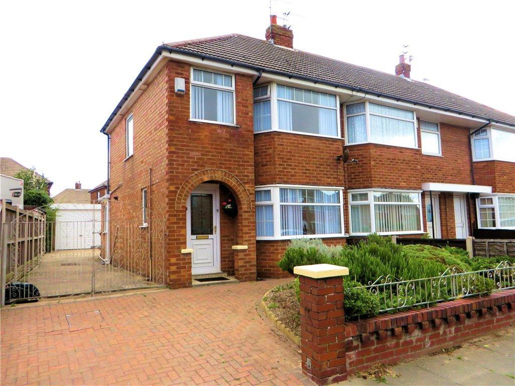 3 Bedrooms End Of Terrace House for sale in Hastings Avenue, Bispham, Blackpool
