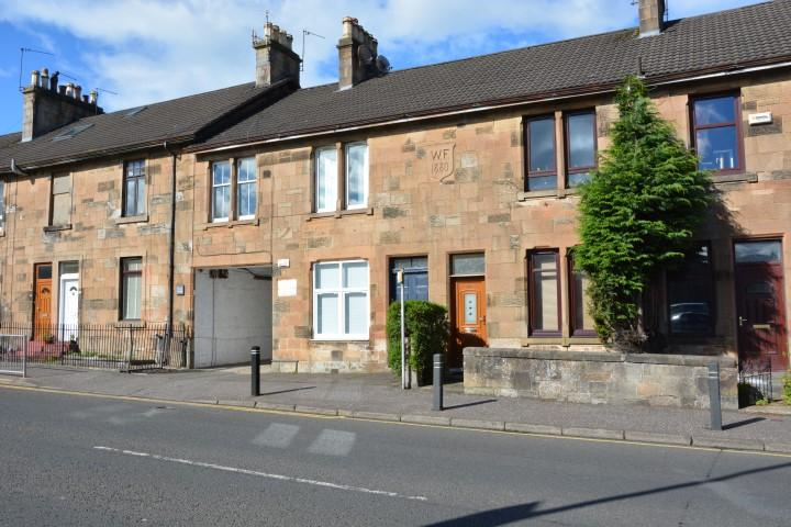 1 Bedroom Flat for sale in 93d Busby Road, Clarkston, G76 8BD