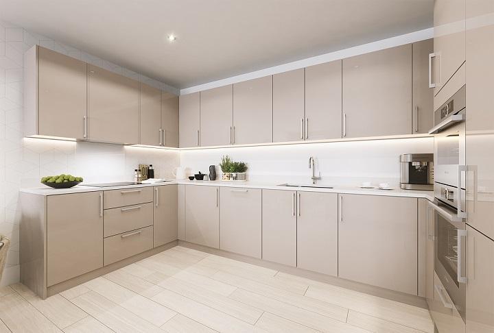 1 Bedroom Flat for sale in Vida London, Trinity Way, Acton