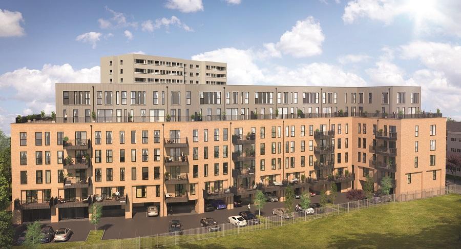 2 Bedrooms Flat for sale in Vida London, Trinity Way, Acton