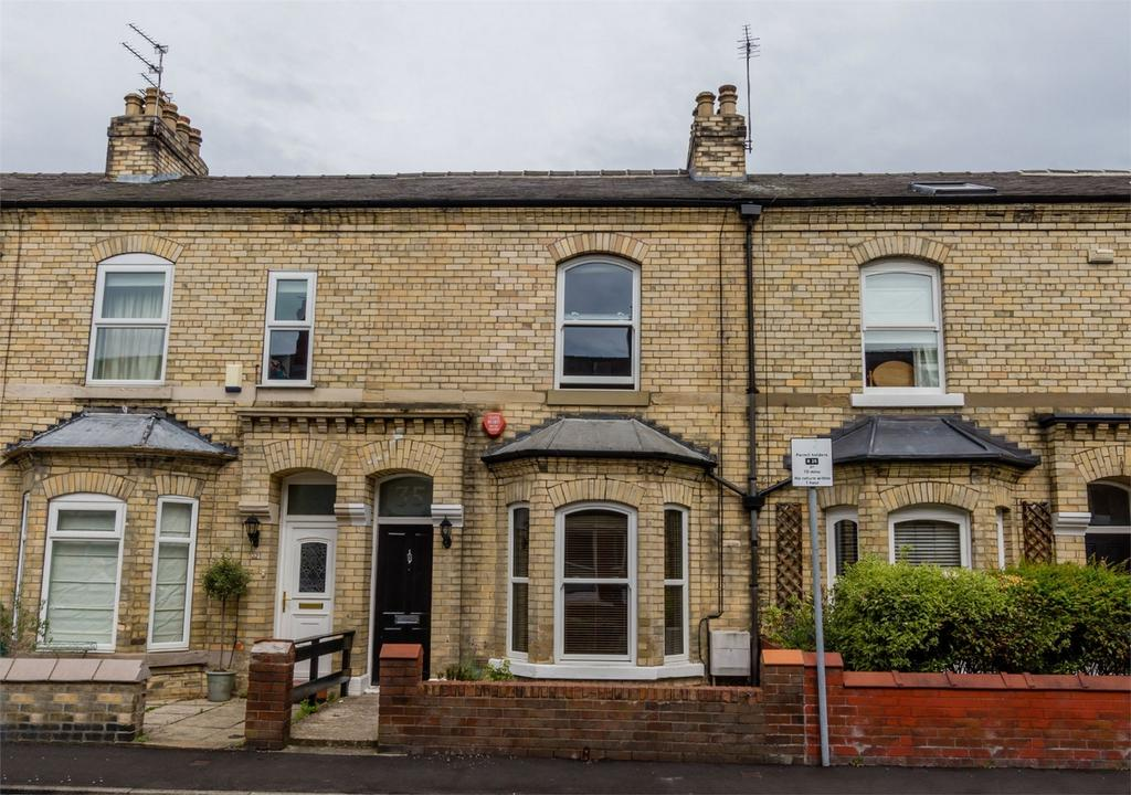 3 Bedrooms Terraced House for sale in Markham Street, Off Haxby Road, YORK
