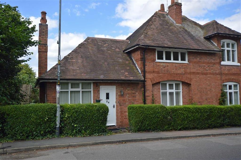 3 Bedrooms Semi Detached House for sale in Main Street, Kirby Muxloe