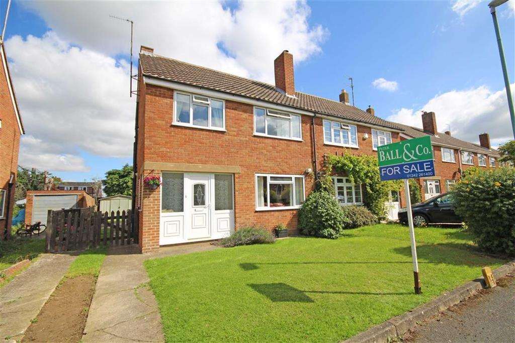 4 Bedrooms Semi Detached House for sale in Withyfield Road, Bishops Cleeve, Cheltenham, GL52