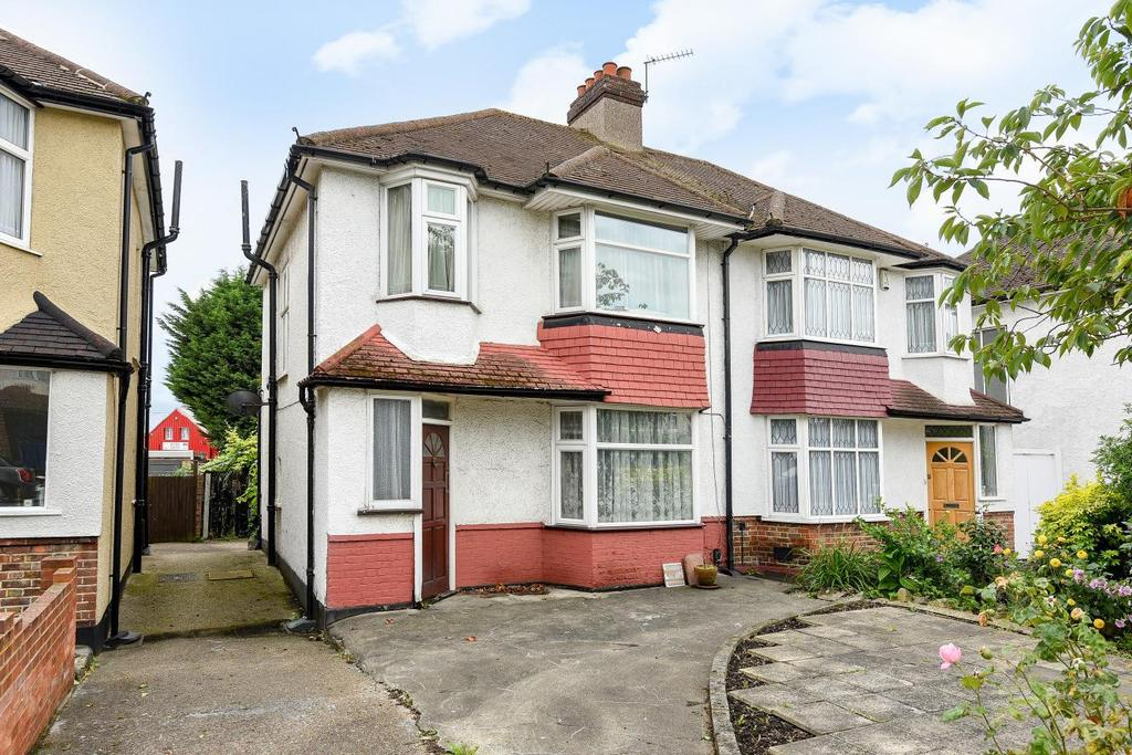 3 Bedrooms Semi Detached House for sale in Kent House Lane, Beckenham