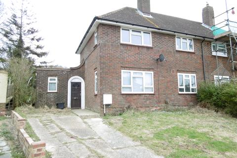 2 bedroom semi-detached house to rent - Norwich Drive, Brighton BN2