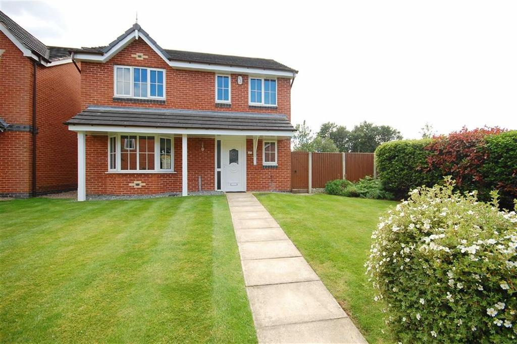 4 Bedrooms Detached House for sale in Higham Way, Garforth, Leeds, LS25