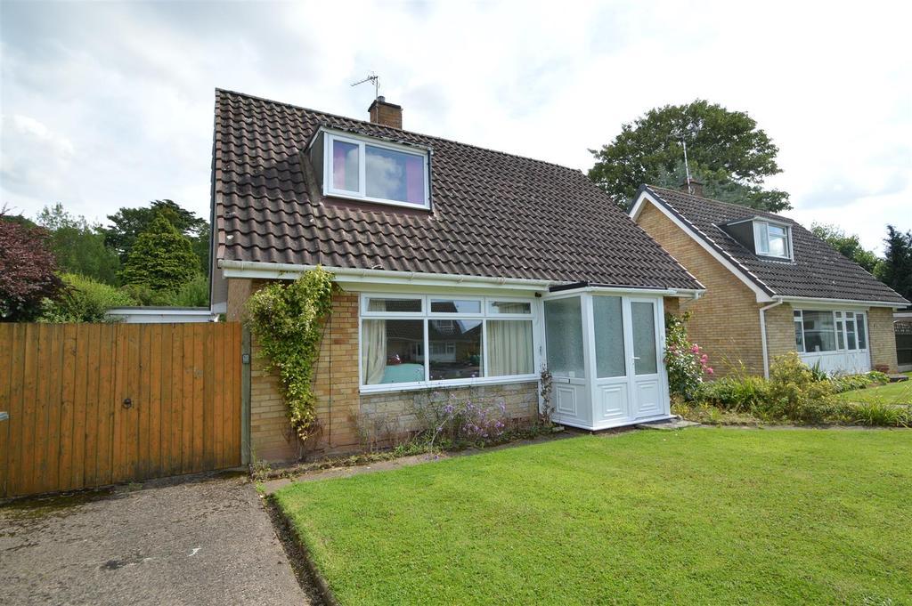 3 Bedrooms Detached House for sale in 1 Mcgredy Drive, Belvidere, Shrewsbury SY2 5NF