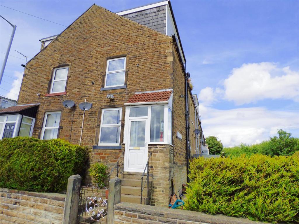 2 Bedrooms Terraced House for sale in Wilson Road, Wyke, Bradford