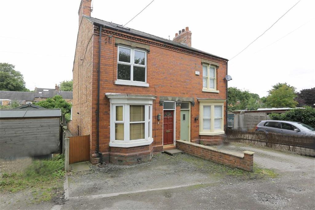 3 Bedrooms Semi Detached House for sale in Heathside, Nantwich, Cheshire