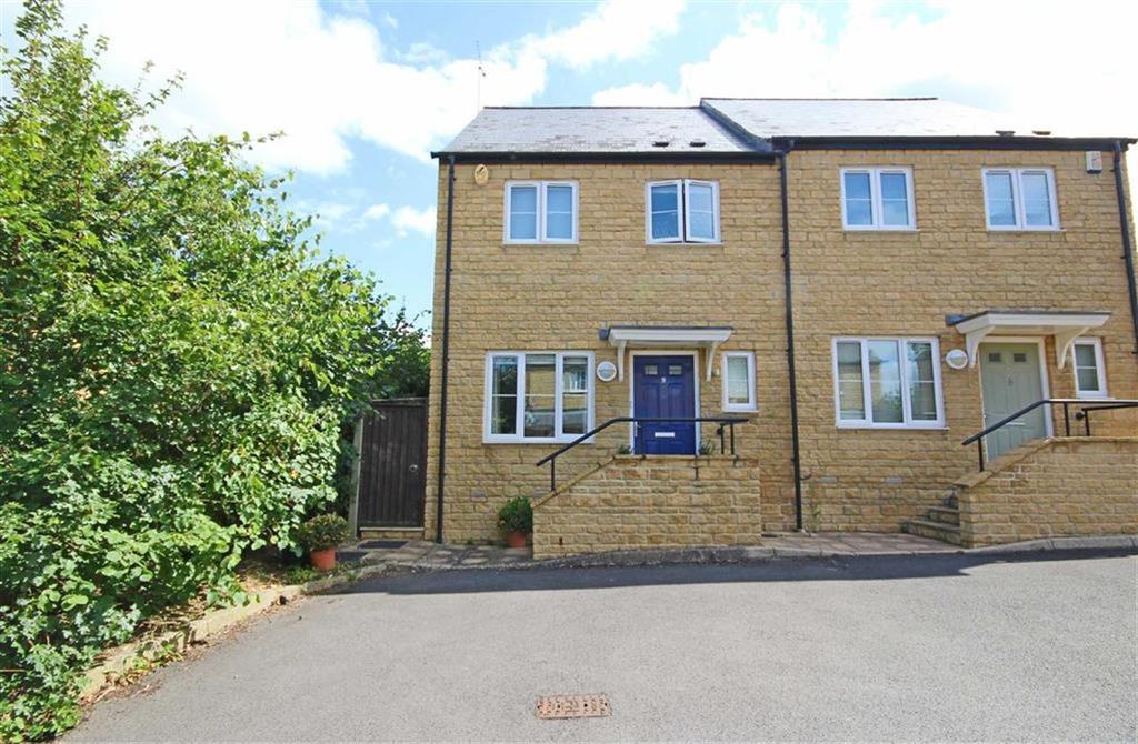 3 Bedrooms Semi Detached House for sale in Longwood Leys, Woodmancote, Cheltenham, GL52