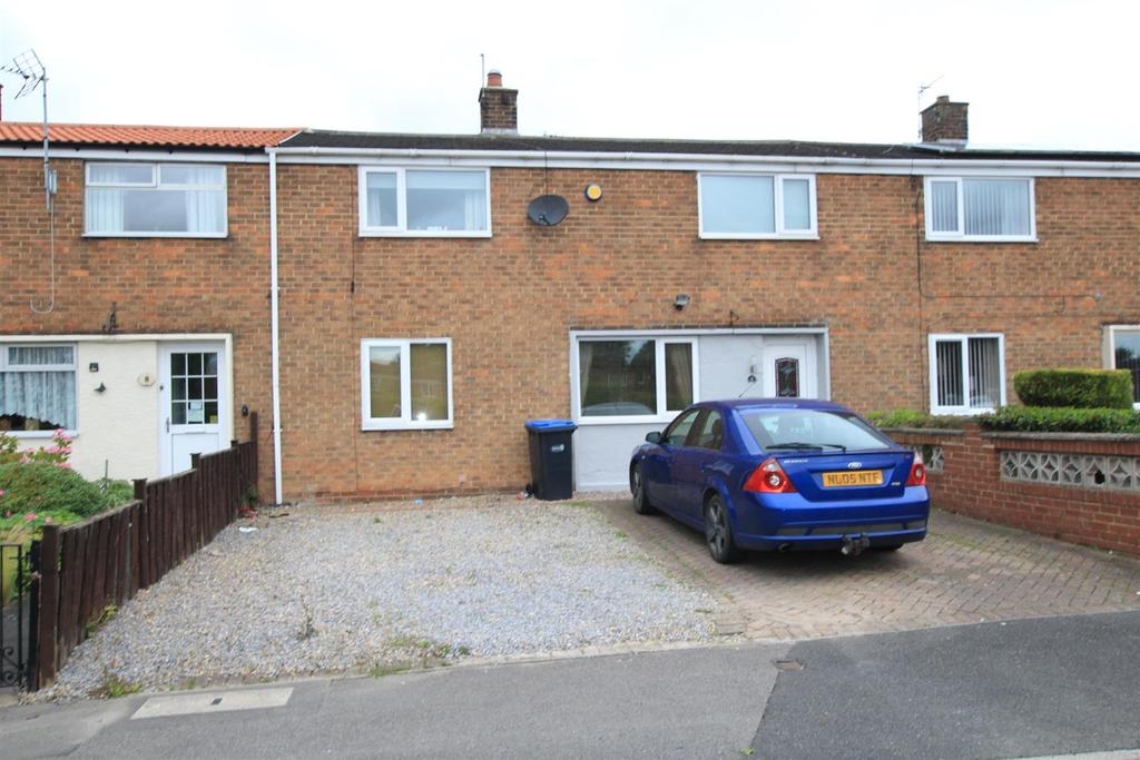 3 Bedrooms Terraced House for sale in Hatfield Road, Newton Aycliffe