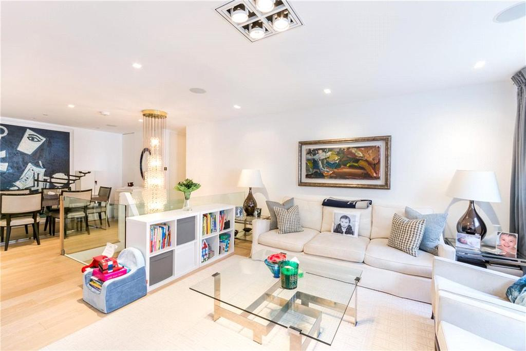 3 Bedrooms Flat for sale in Milford House, 7 Queen Anne Street, Marylebone, London, W1G