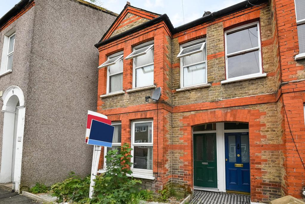 3 Bedrooms End Of Terrace House for sale in Neuchatel Road, Catford