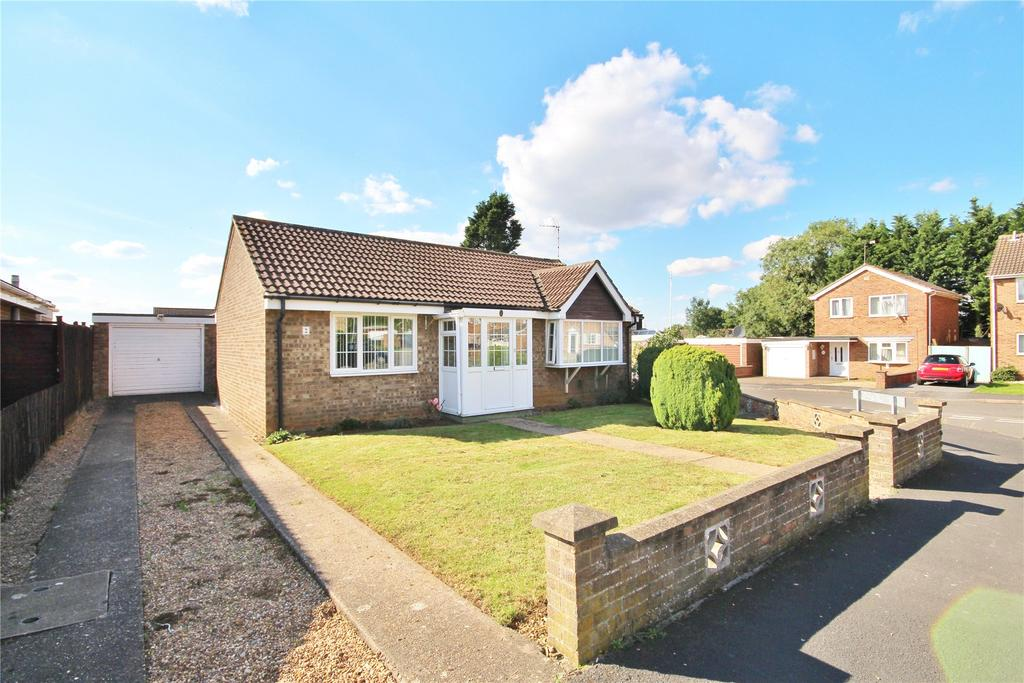 2 Bedrooms Detached Bungalow for sale in Fourth Avenue, Grantham, NG31