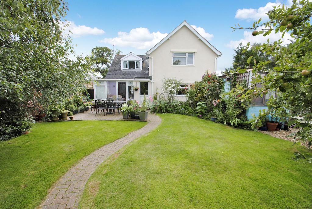 4 Bedrooms Bungalow for sale in Cross Keys, Norton Fitzwarren