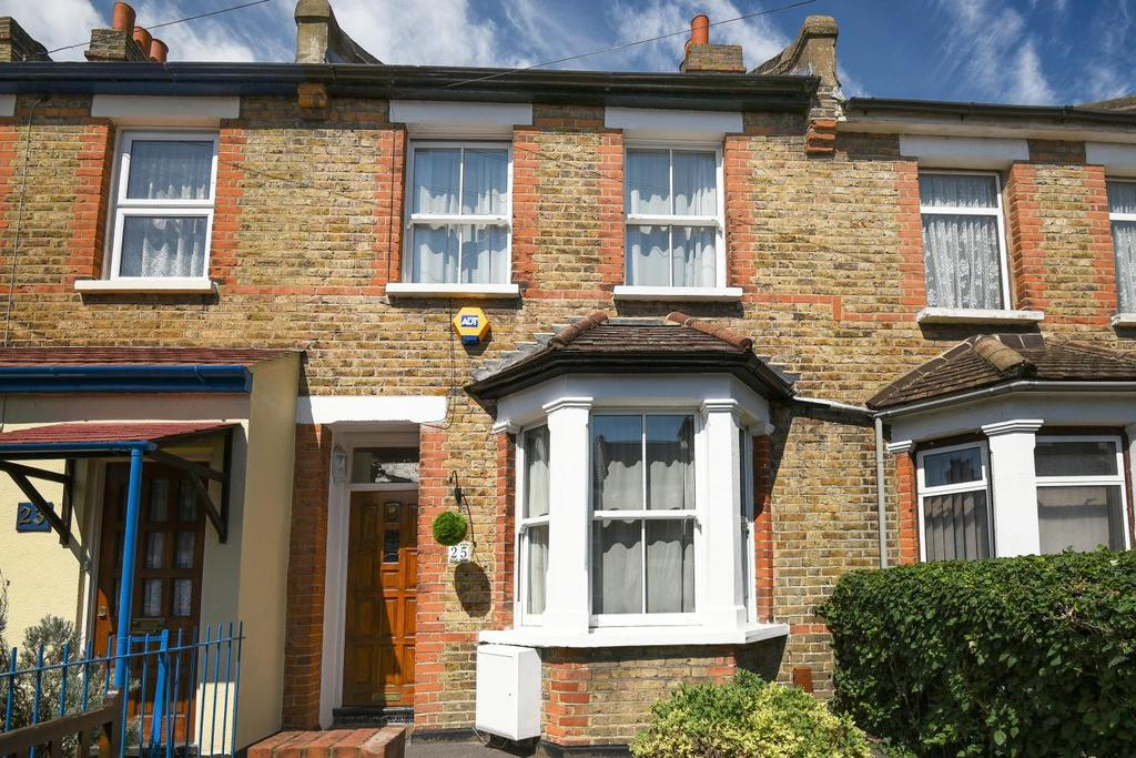 4 Bedrooms Terraced House for sale in Bourne Road, Bromley
