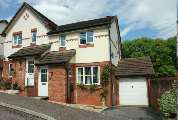 3 Bedrooms Semi Detached House for sale in Port Mer Close, EXMOUTH