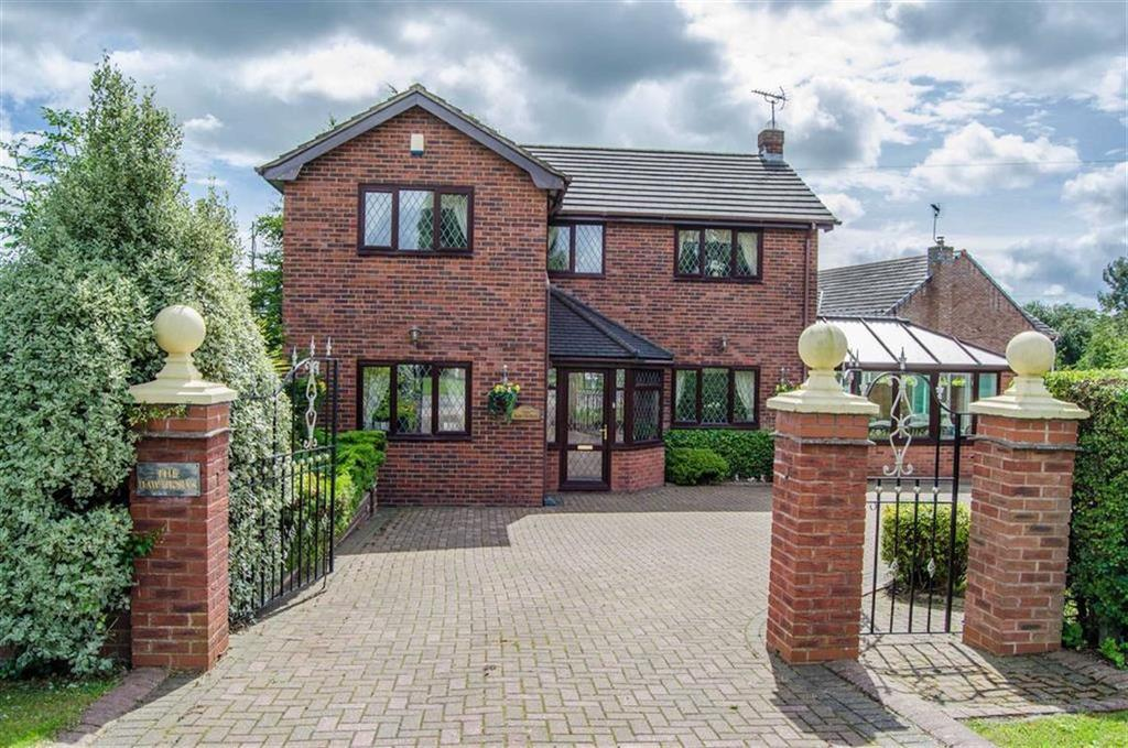 4 Bedrooms Detached House for sale in Old Mold Road, Ewloe, Flintshire, Ewloe, Flintshire