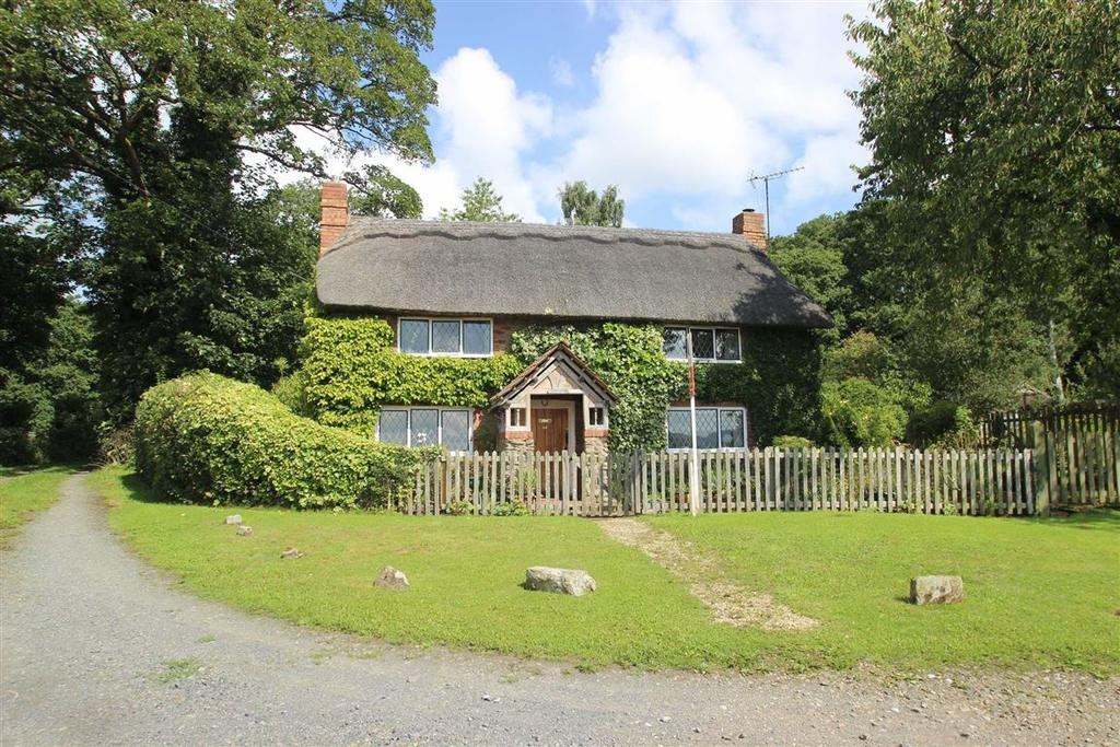 2 Bedrooms Detached House for sale in Shucknall Hill, Hereford