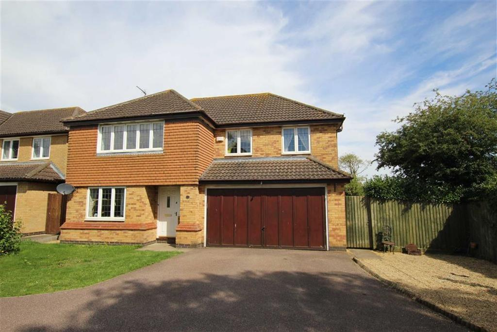 5 Bedrooms Detached House for sale in 19, Wordsworth Close, Brackley