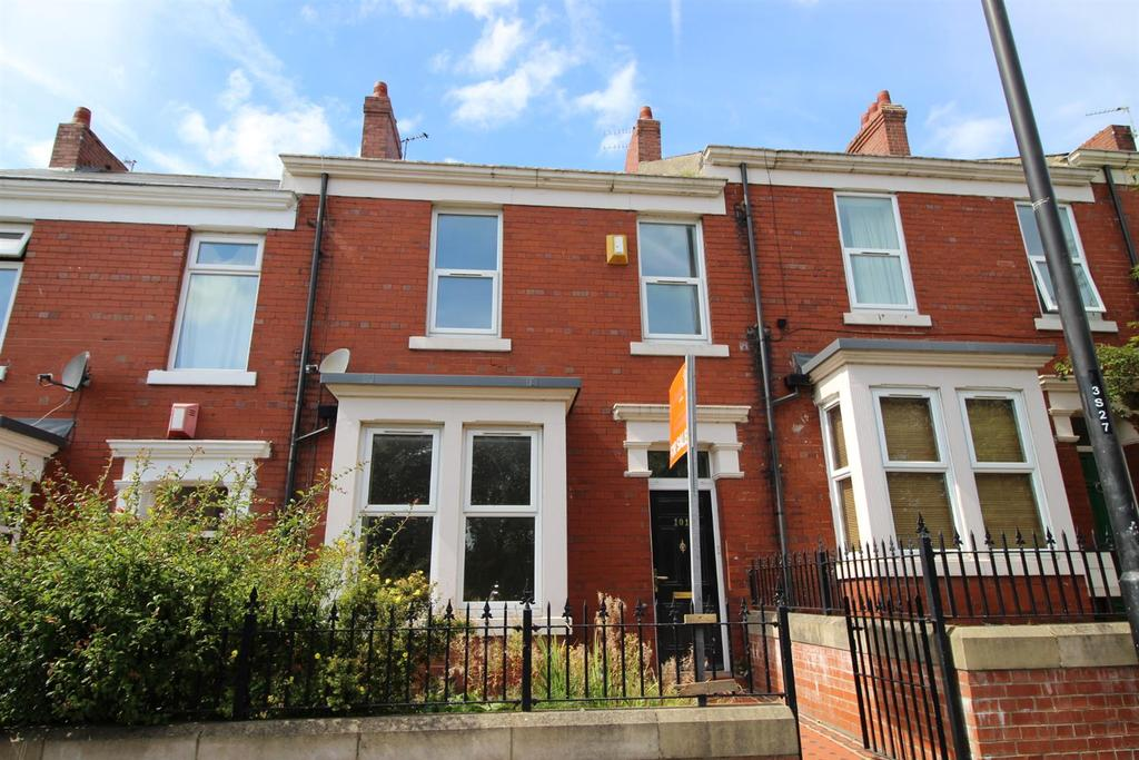 3 Bedrooms Terraced House for sale in St. Johns Road, Newcastle Upon Tyne
