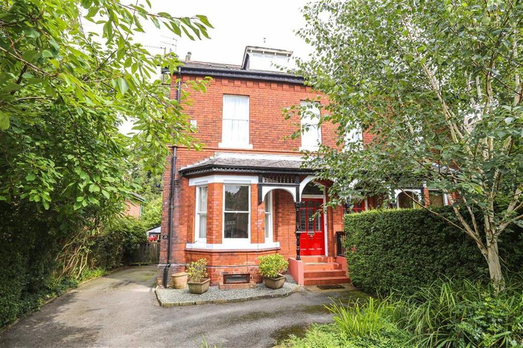 6 Bedrooms Semi Detached House for sale in Derby Road, Heaton Moor